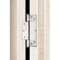 Single Action Spring Hinge 150mm - No Rabbet